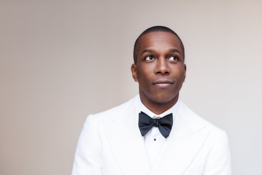 Leslie Odom, Jr., the Tony Award-winning star of Hamilton